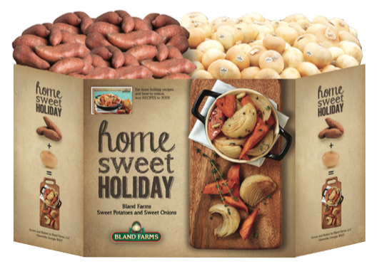 Holiday Bin - Sweet Potatoes