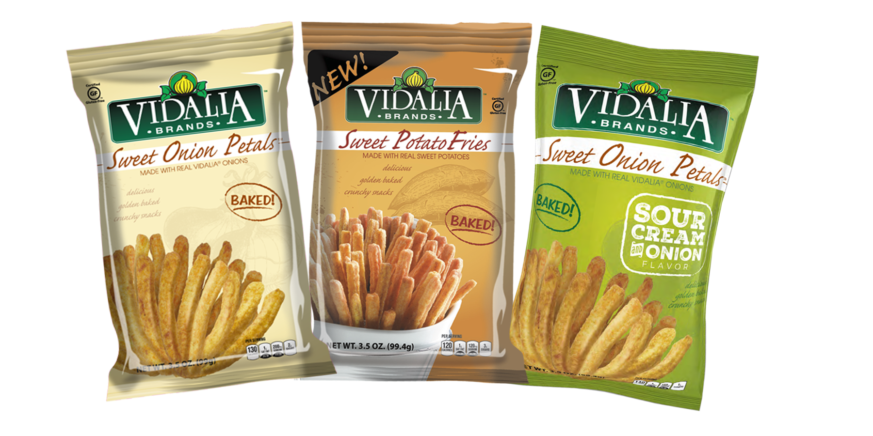 Vidalia Onion Snacks