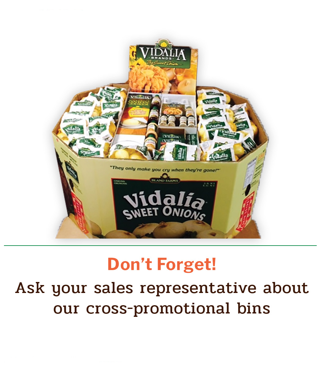 Cross Promotion Bins