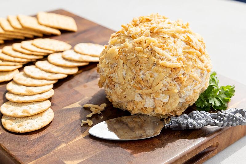 French Onion Cheeseball