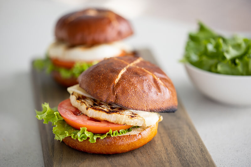 Grilled Vidalia® Sweet Onion Burger