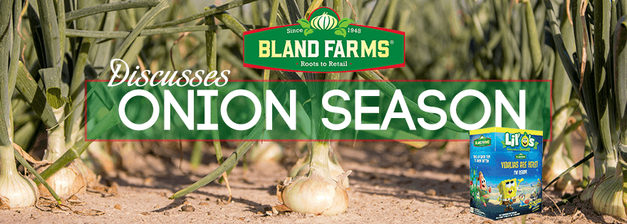 Bland Farms Discusses Upcoming Vidalia Season