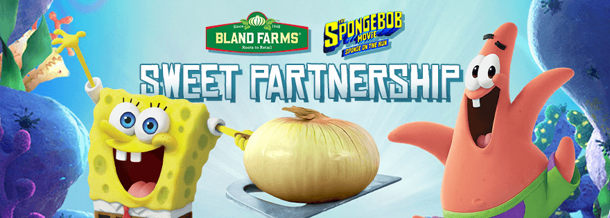 Bland Farms® and SpongeBob SquarePants Bring Shoppers Some Sweet Excitement