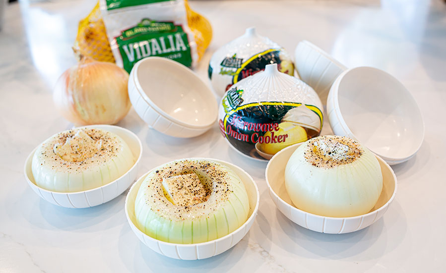 Vidalia® Onion Three Ways